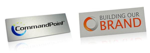 Affordable Aluminum Nameplates