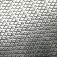 PAT-4979-A 3d inks on aluminum, dimensional finish