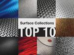 Top 10 Aluminum Surface Collection