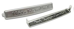 embossed stainless steel with tabs