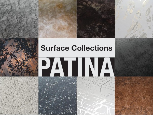 Patina Surface Collections