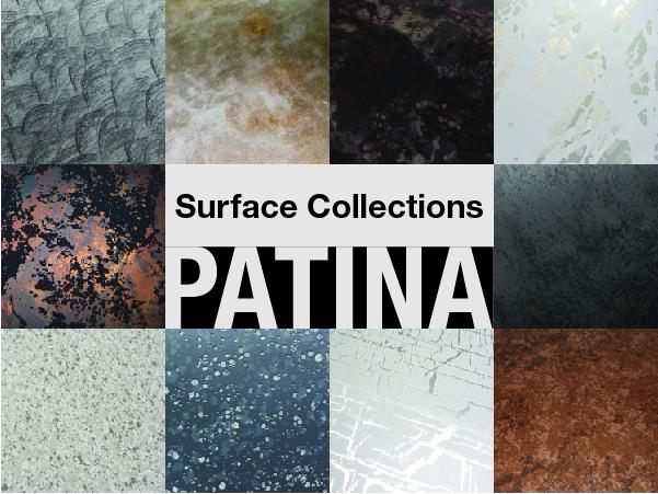 Patina finishes on aluminum