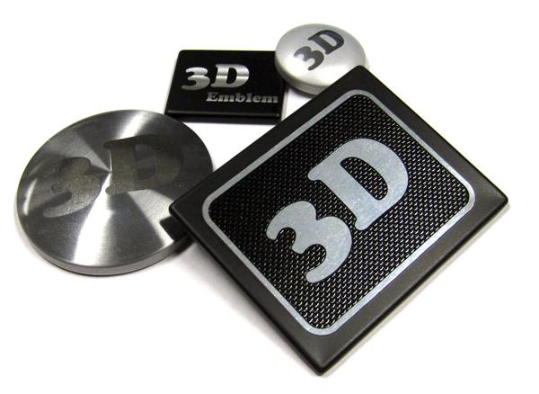 3D cluster