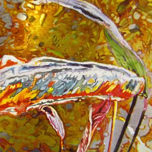 process color fine art on aluminum