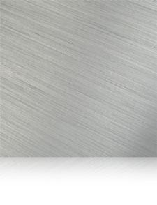 heavy brushed aluminum