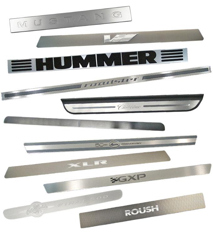aluminum automotive sillplates