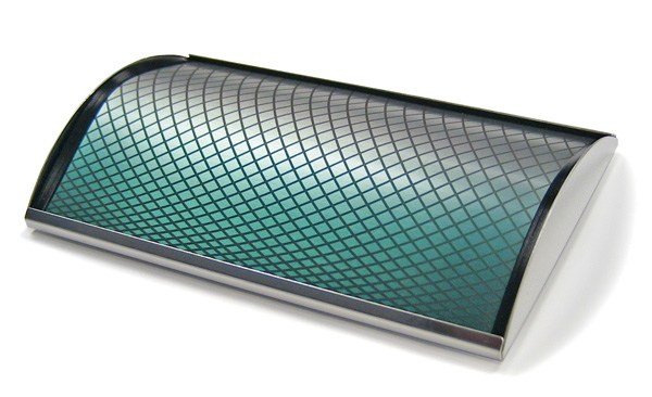 shape shifting color and texture on aluminum   DES-1408-I