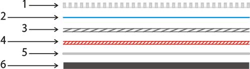 aluminum decorating diagram