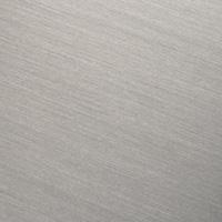 warm grey brushed aluminum