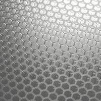 metal hex pattern