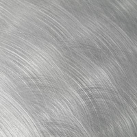 Organic Hairline Finish Non Directional Brushed Metal