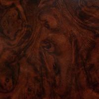 burl wood grain finish