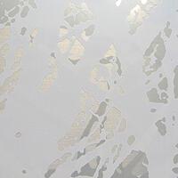 PAT-4276-A white aluminum finish
