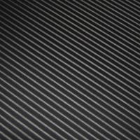 black line pattern on metal
