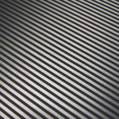 pinstriped metal pattern