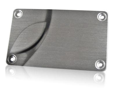 aluminum plaque for laser etching