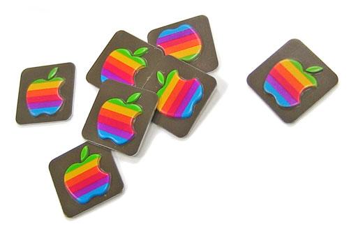 apple nameplates