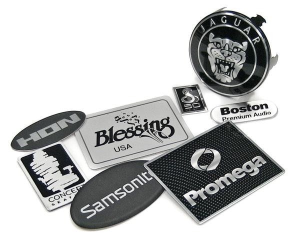 Aluminum Nameplates and Plastic Labels