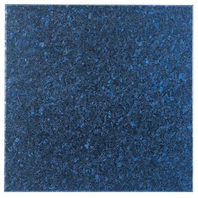 blue marble finish on aluminum