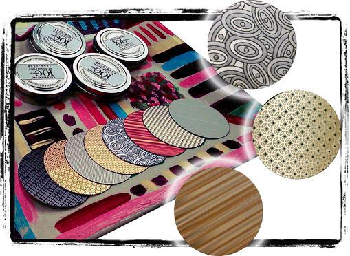Designer disc collection