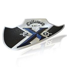 Callaway X-20 Golf Nameplate
