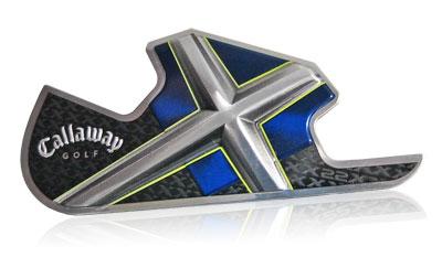 callaway X-22 mens medaillion