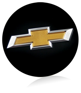 chevy bowtie engine cover