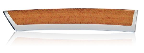 chrysler pacifica interior trim | IP console - eucalyptus woodgrain on aluminum