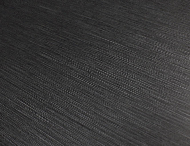 PAT-4119-L dark brushed aluminum