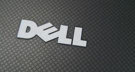 Dell XFR aluminum trim detail