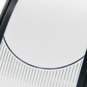 selective pinstripe pattern on white | DES-1205-AP