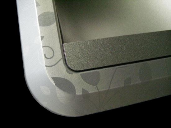 green leaves appliance panel