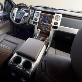 Ford F 150 Platinum Interior >> 2009 Ford F 150 Platinum Edition Trim