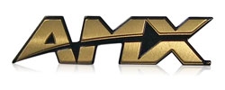 engine striped nameplate with gold tint
