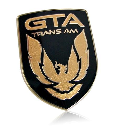 Trans Am GTA badge