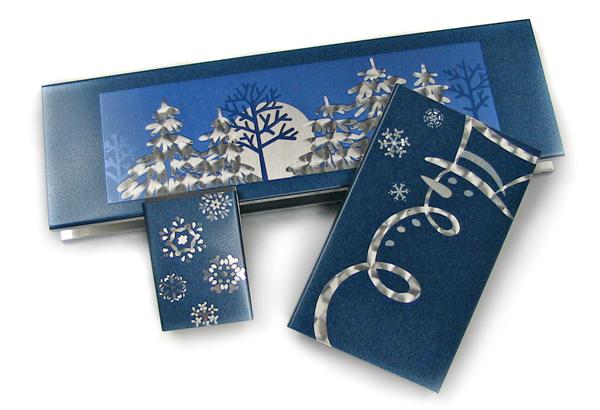 holiday matchbox grips