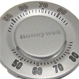 Honeywell Thermostat Nameplate