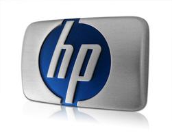 HP Nameplate