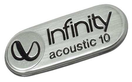 infinity badge