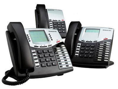 Intertel phone system