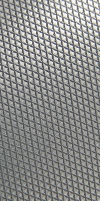 Knurled Finishes On Aluminum Trim