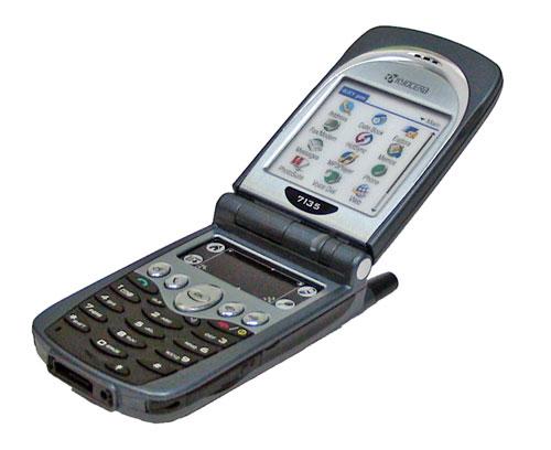 Kyocera cellphone