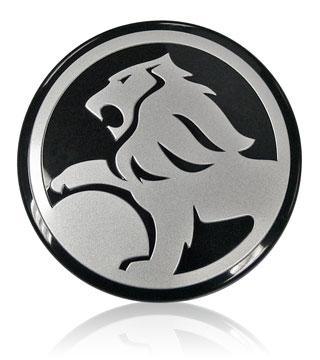 lion underhood badge