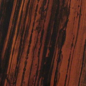 organic linear woodgrain like finish