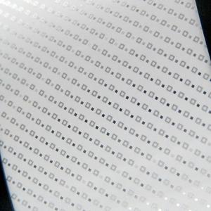 silver & white tech pattern | PAT-3889-A