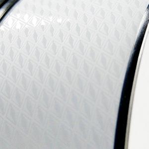 textured enamel white alumium finish | PAT-3972-A