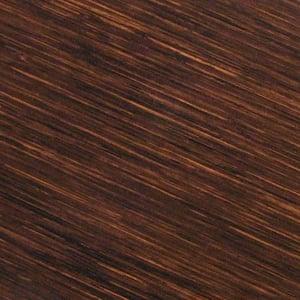 linear woodgrain like finish