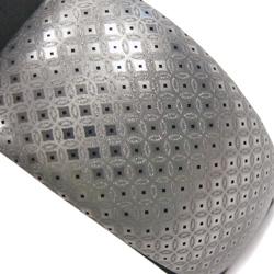 Bejeweled aluminum finish