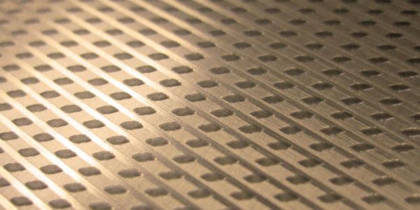 organic technical aluminum finish