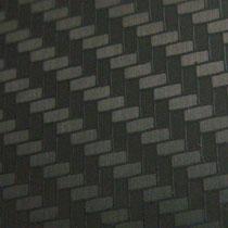 textured carbon fiber aluminum finish